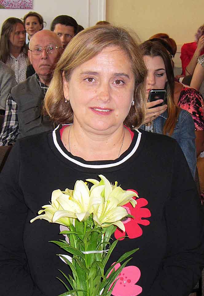 Ірина Квітка.